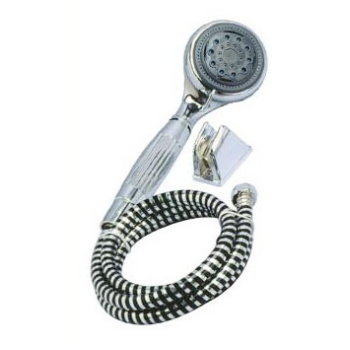 Hand shower and spray # 11-001CP - Are Sheng Plumbing Industry
