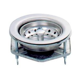Kitchen sink strainer # 22-001 - Are Sheng Plumbing Industry