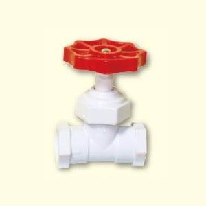 PVC plastic valve # 33-010-P- Are Sheng Plumbing Industry