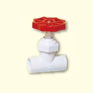 PVC plastic valve # 34-009-P - Are Sheng Plumbing Industry