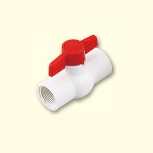 PVC plastic valve # 35-001 - Are Sheng Plumbing Industry