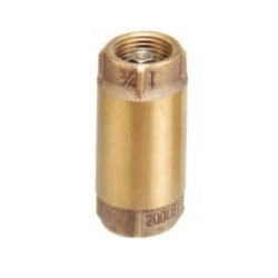 Brass Check Valve # 32-001- Are Sheng Plumbing Industry
