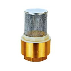 Brass Foot Valve # 32A-013- Are Sheng Plumbing Industry