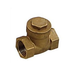 Brass Swing Check Valve # 33-002- Are Sheng Plumbing Industry