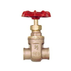 Brass Gate Valve # 34-004- Are Sheng Plumbing Industry