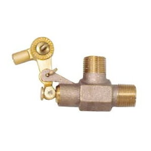 Brass Floating Valve # 34-007 - Are Sheng Plumbing Industry
