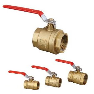 Brass Ball Valve # 34-008- Are Sheng Plumbing Industry