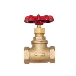 Brass Stop Valve # 34-010 - Are Sheng Plumbing Industry