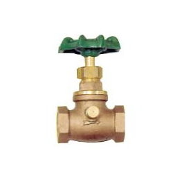 Brass Stop Valve # 34-012 - Are Sheng Plumbing Industry