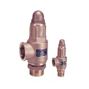 Bronze Safety Relief Valve # 34-018- Are Sheng Plumbing Industry