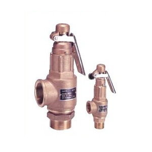 Bronze Safety Relief Valve # 34-019- Are Sheng Plumbing Industry