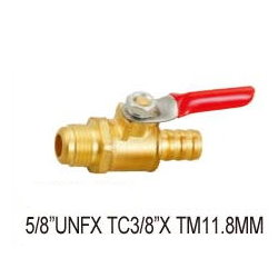 Brass Gas Cock # B41-13- Are Sheng Plumbing Industry