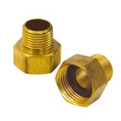 Brass fittings # B34-007 - Are Sheng Plumbing Industry
