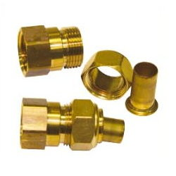 Brass fittings # B35-10 - Are Sheng Plumbing Industry