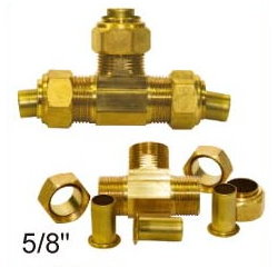 Brass fittings # B35-11 - Are Sheng Plumbing Industry