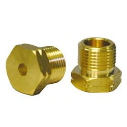 Brass fittings # B36-J01N - Are Sheng Plumbing Industry