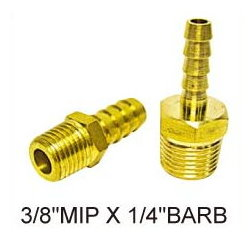Brass fittings # B361-01B - Are Sheng Plumbing Industry