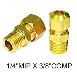 Brass fittings # B361-05B - Are Sheng Plumbing Industry