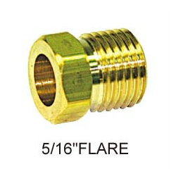 Brass fittings # B362-06B - Are Sheng Plumbing Industry