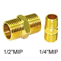 Brass fittings # B362-14 - Are Sheng Plumbing Industry