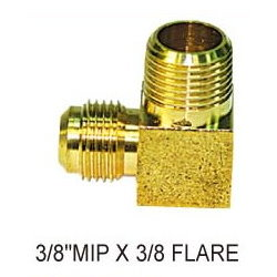 Brass fittings # B362-20 - Are Sheng Plumbing Industry