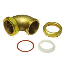 Brass fittings # B363-09 - Are Sheng Plumbing Industry