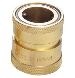Brass nozzle and hose connector # ASE-7270 - Are Sheng Industry