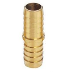Brass nozzle and hose connector # ASE-8612 - Are Sheng Industry