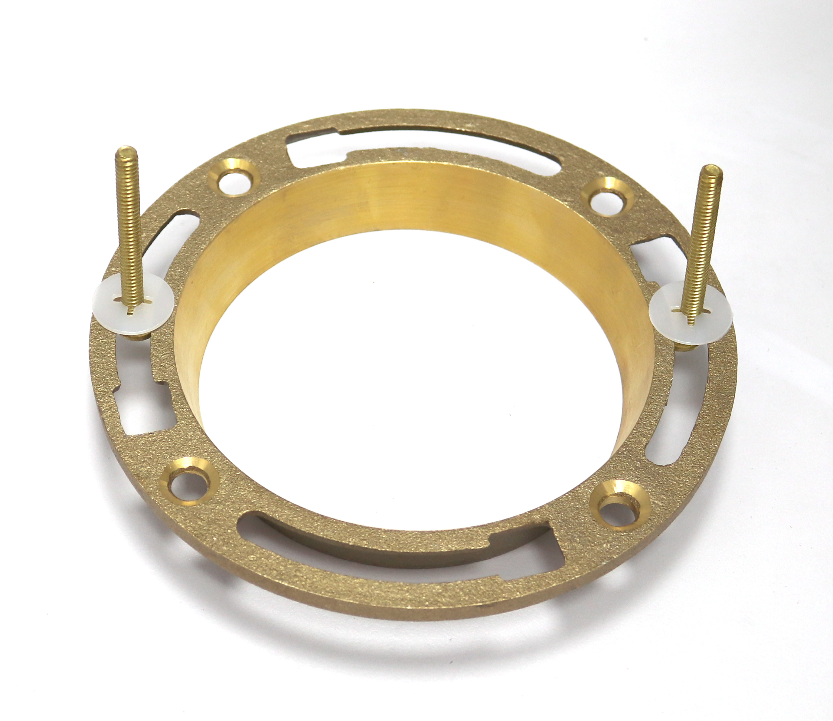 conf C - closet flange with captive washer