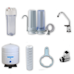 water filter system, water filter accessories