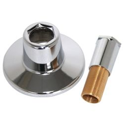 Faucet flange and sleeve # 25-014 - Are Sheng Plumbing Industry