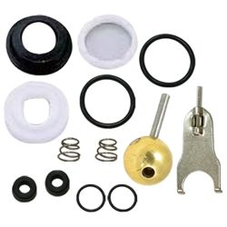 Faucet repair kits # 05-006W - Are Sheng Plumbing Industry