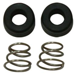 Faucet washer and spring set # 05-003 - Are Sheng Plumbing Industry