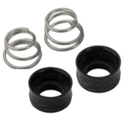 Faucet washer and spring set # D60-002 - Are Sheng Plumbing Industry