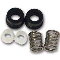Faucet washer and spring set # D60-004 - Are Sheng Plumbing Industry