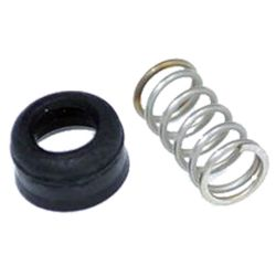 Faucet washer and spring set # D60-005 - Are Sheng Plumbing Industry