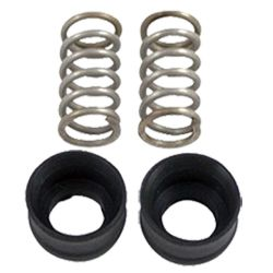 Faucet washer and spring set # D60-006 - Are Sheng Plumbing Industry