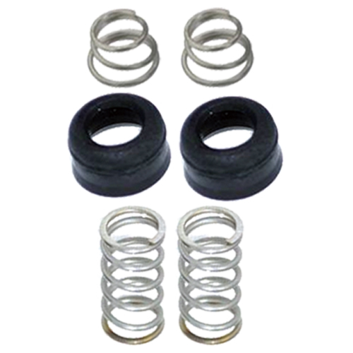 Faucet washer and spring set # D60-007 - Are Sheng Plumbing Industry