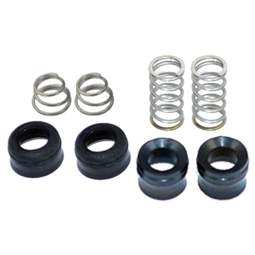Faucet washer and spring set # D60-008 - Are Sheng Plumbing Industry