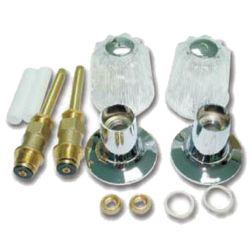 Shower valves combo # 07A-018 fits Price Pfister - Are Sheng Plumbing Industry