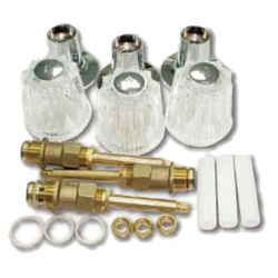 Shower valves combo # 07A-015 fits Price Pfister - Are Sheng Plumbing Industry