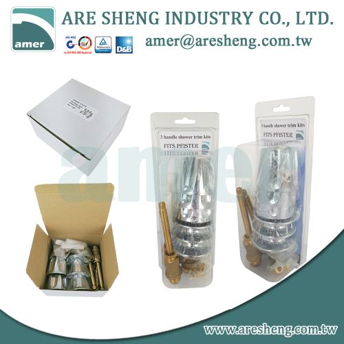 Fits Pfister Verve handle rebuild kits- Are Sheng Plumbing Industry