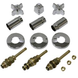 Shower valves combo # D61-004 fits Sterling - Are Sheng Plumbing Industry