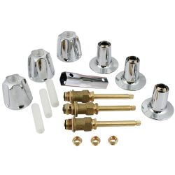 Shower valves combo #D61-005 fits Price Pfister - Are Sheng Plumbing Industry