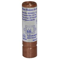 Water hammer arrestor # D74-001 - Are Sheng Plumbing Industry