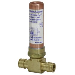 Water hammer arrestor # D74-011 - Are Sheng Plumbing Industry