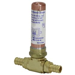 Water hammer arrestor # D74-012 - Are Sheng Plumbing Industry