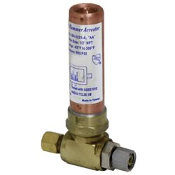 Water hammer arrestor # D74-014 - Are Sheng Plumbing Industry