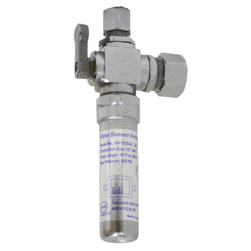 Water hammer arrestor # D75-003 - Are Sheng Plumbing Industry