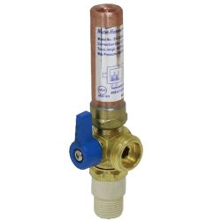 Water hammer arrestor # D75-004 - Are Sheng Plumbing Industry